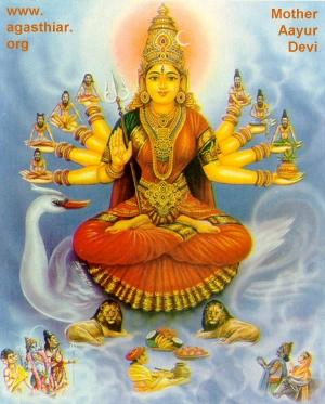 Ayur Devi
