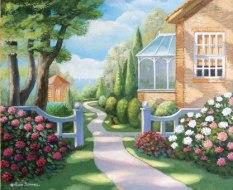 「夢の庭」8号