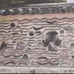 吉川幸作「楽寺の博多壁」