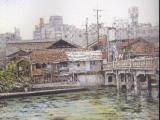 西門橋通り(御供所町)