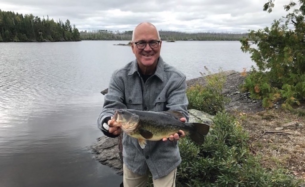 Named Minnesota Environmentalist of the Decade for the 1970s by the Sierra Club for his role in drafting many of the state's environmental laws, in 2017 Herman continues to share his expertise to projects that benefit the state's natural and cultural heritage. He also manages to catch the occasional largemouth bass in the BWCA.