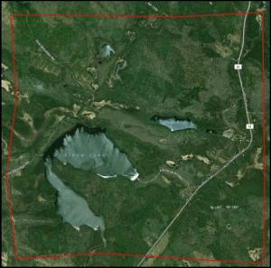 Figure 1. Satellite Image of Atlas Block T62X1a