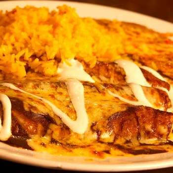 Photo of mexican food.