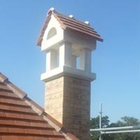 Rénovation: réfection de cheminée