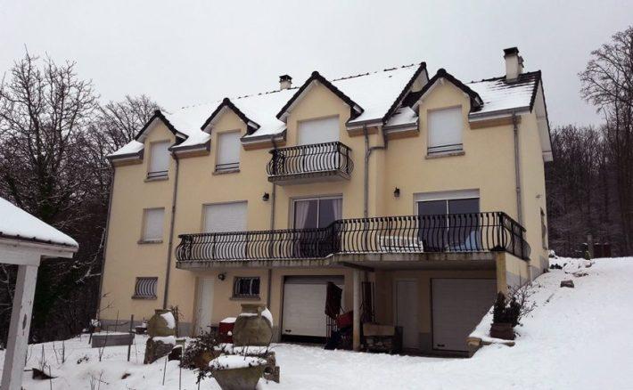 Maison neuve construite proche de Epernay