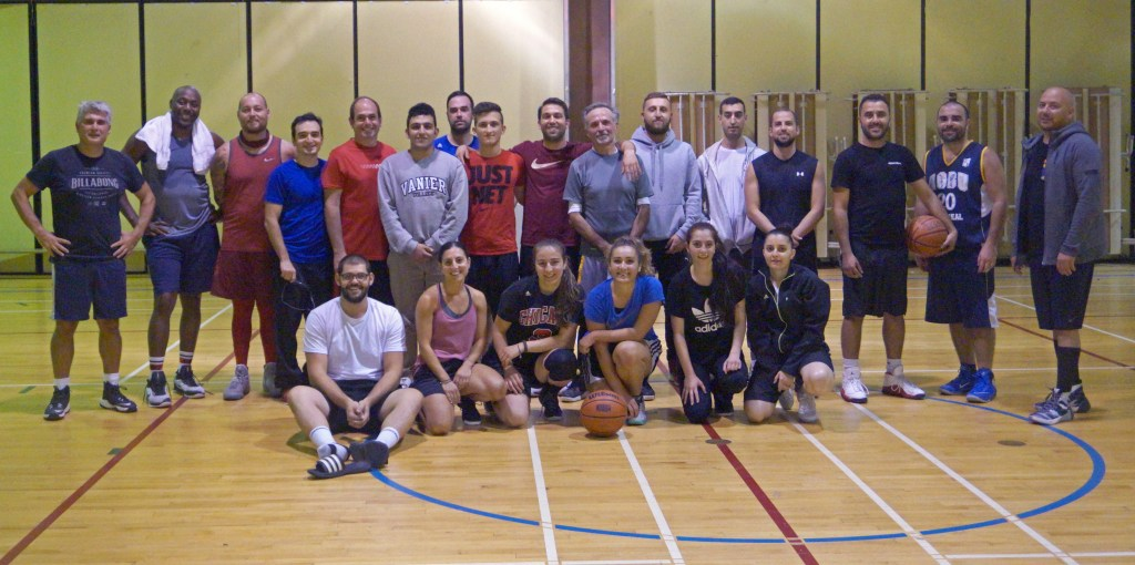Group Picture Summer League 2017