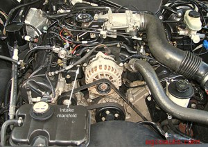 AGCO Automotive Repair Service  Baton Rouge, LA  Detailed Auto Topics  Ford 46L Plastic