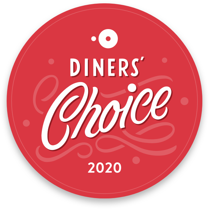 Diner's Choice 2020