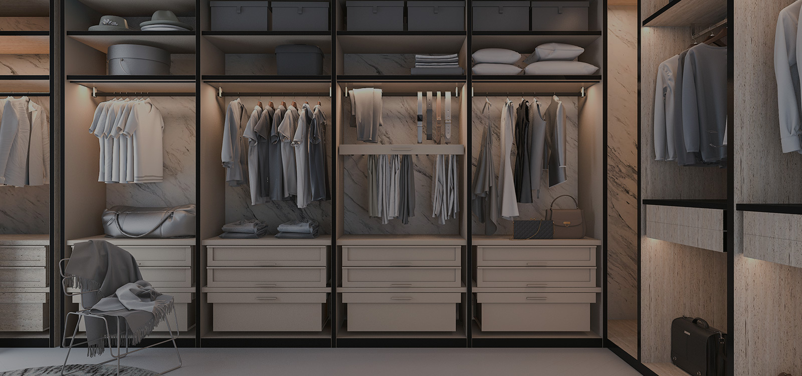 Custom Closets Design Custom Cabinets Long Island Ny A G Designs