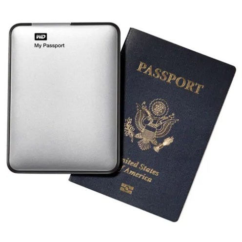 WD Passport AGDI