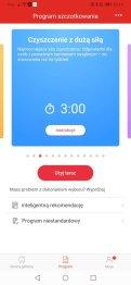 Aplikacja Oclean: przykładowe programy (1)