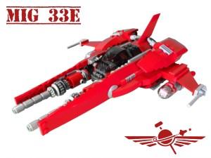 MiG 33E - 1