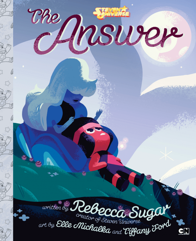 Ruby and Sapphire's Story The Answer Steven Universe