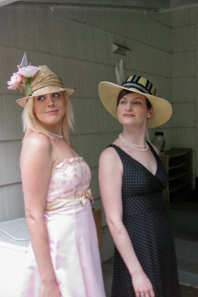 Kentucky Derby Party 2009