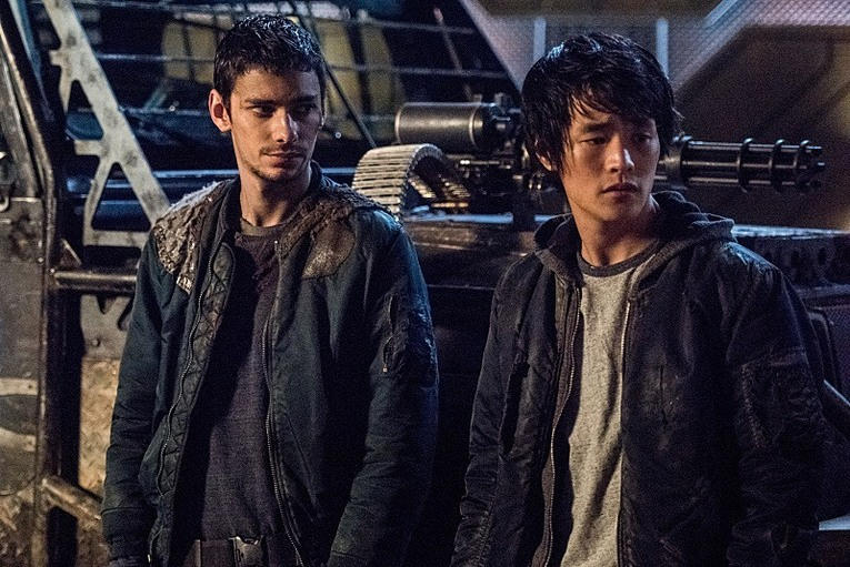 The Geekiary The 100