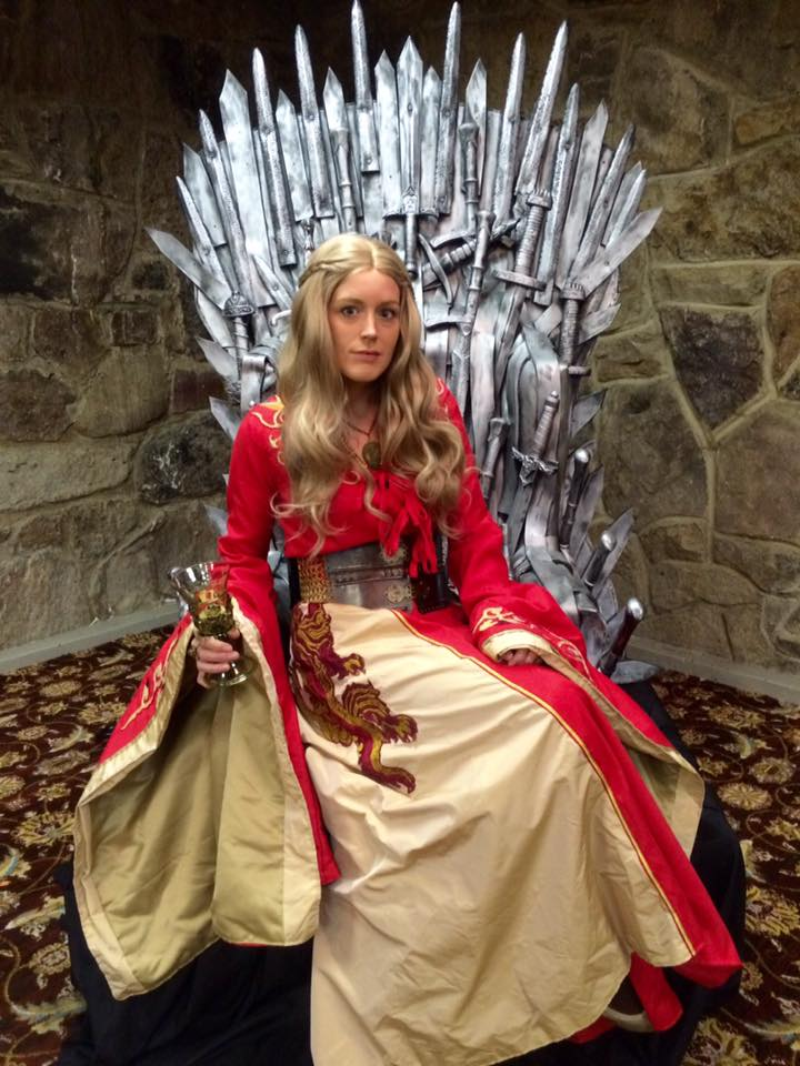 Ice and Fire Con Queen Regent Cersei Lannister