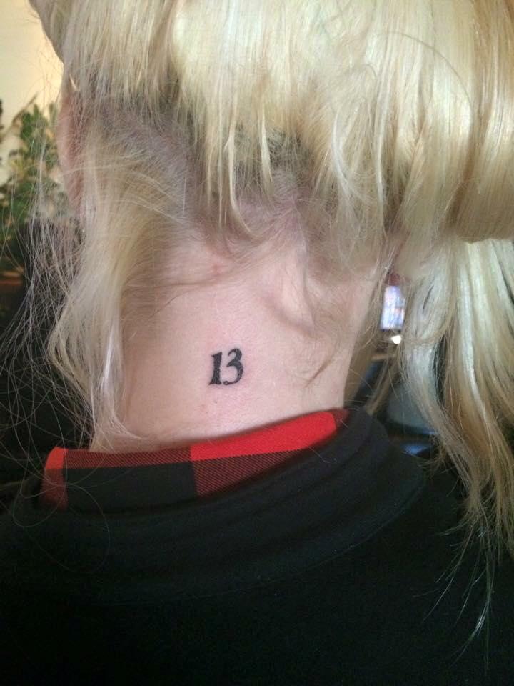 Las Vegas January 2015 Tattoo