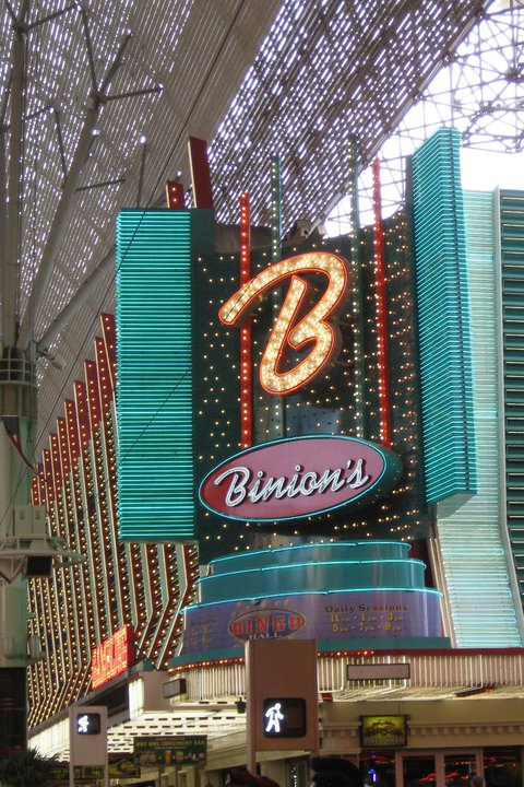 Las Vegas May 2011 Binion's