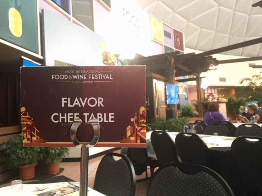 Walt Disney World EPCOT Food & Wine Festival 2016