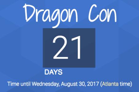dragon con 2017 countdown