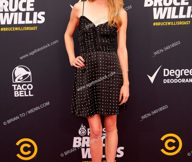 Stock Photo Celebrities Attend Comedy Central Roast Of Bruce Willis At The Hollywood Palladium
