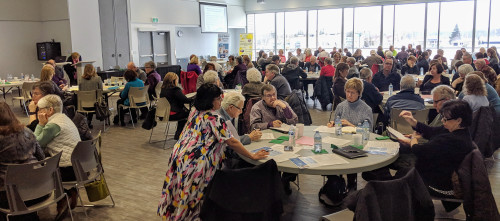 Community Forum Explored Key Options For Aging Well in Niagara