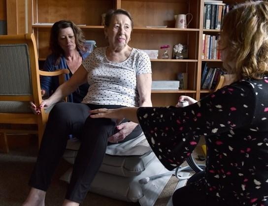 Deer Park Villa pilot project aims to get seniors back on their feet