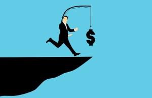 Into the rift? - debt is dangerous