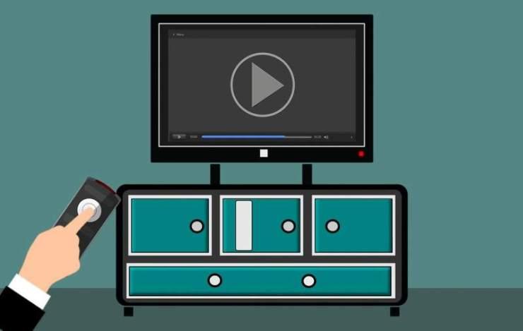 Smart Television Set (Pixabay)