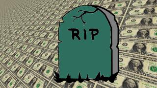 RIP - The end of the US dollar?