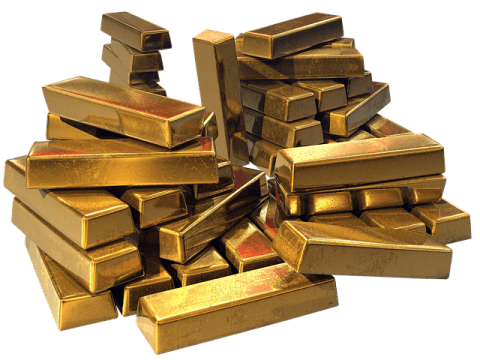 Gold Bars (Bullion). Inflation-proof?