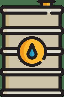 Energy Stocks-Oil Barrels