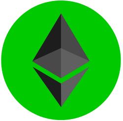 Ethereum coin symbol