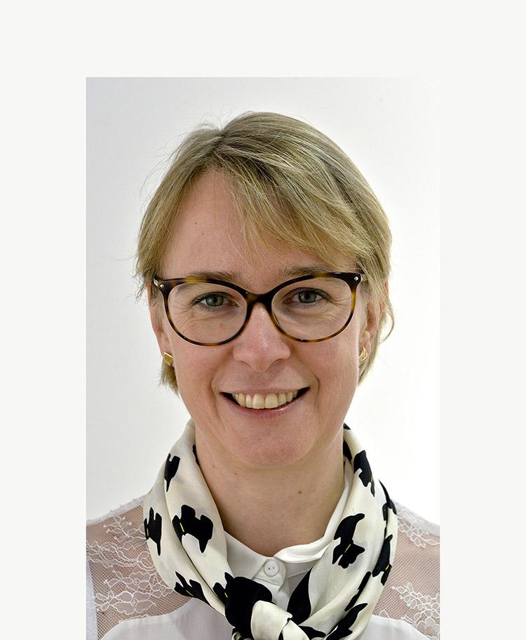 Martine Mack, directrice générale de R GDS | L'Agence