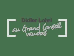 Didier Lohri au Grand Conseil vaudois