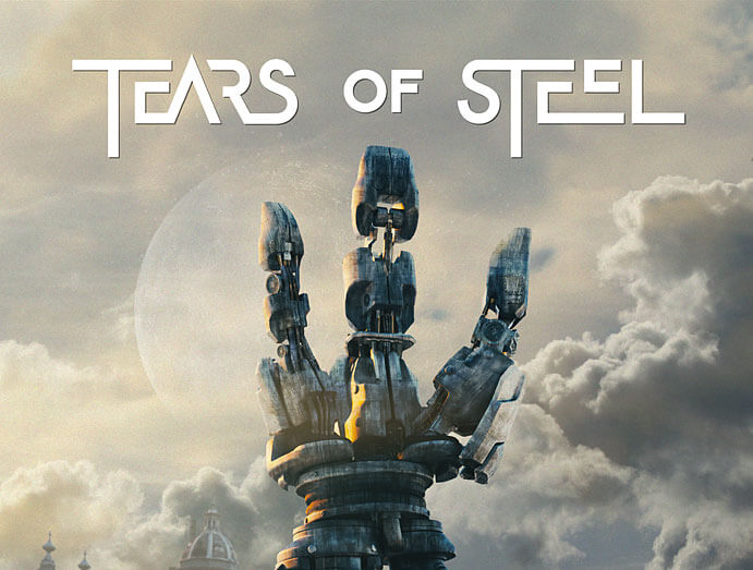 Image de l'affiche de Tears of Steel de Blender Fundation