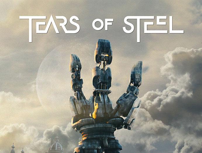 Image de l'affiche de Tears of Steel de Blender Fundation
