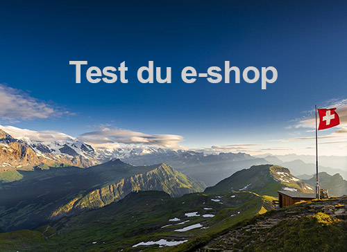 Test du site internet e-commerce