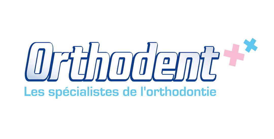Création du logo d'Orthodent