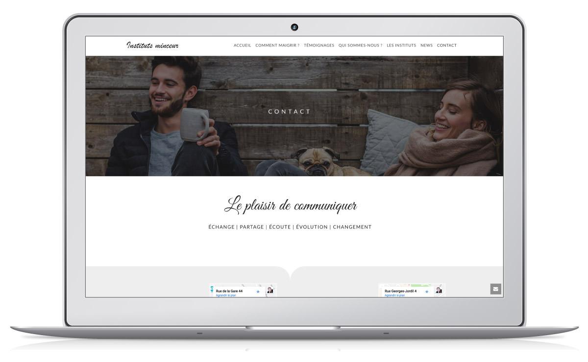 Communication digitale Wordpress Lausanne