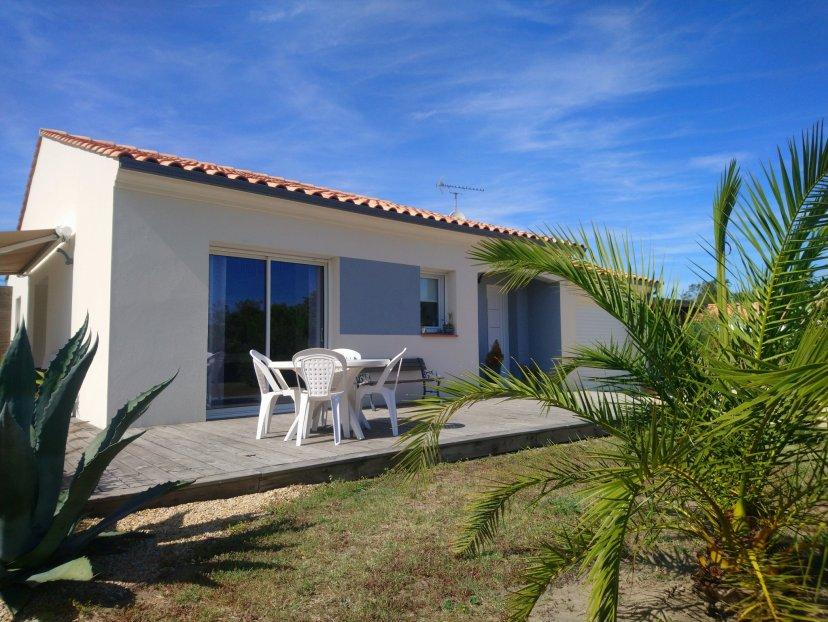 Maison rénovée 3 chambres 105 m2 à Saint-Jean-de-Monts - ELIOT IMMOBILIER  SAINT JEAN DE MONTS