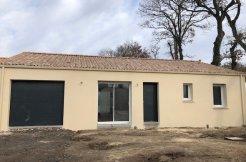 Sallertaine - Maison neuve 3 chambres à Challans - Eliot Immobilier Challans