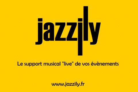 Création site internet groupe jazz - Jazzily