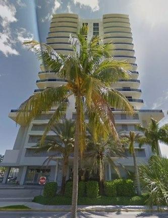 Immeuble le Lexi à Miami