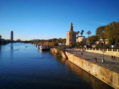 Guadalquivir - Torre Del Oro