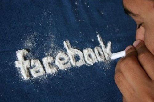 Facebook est une drogue