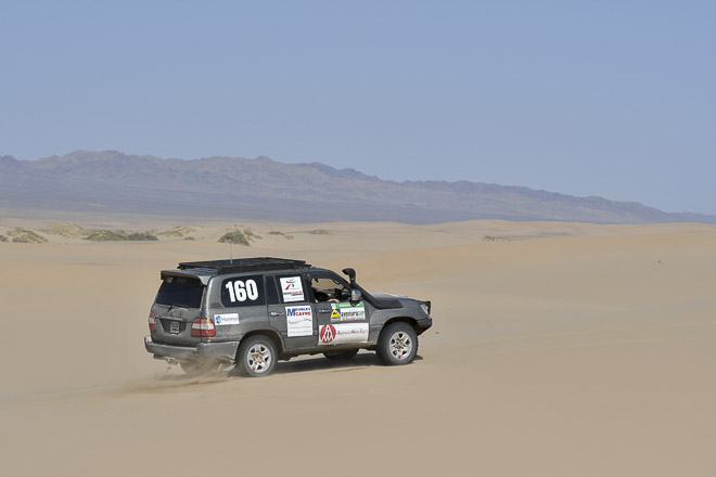 AWT en rallye en Mongolie, Agence Web Tarn
