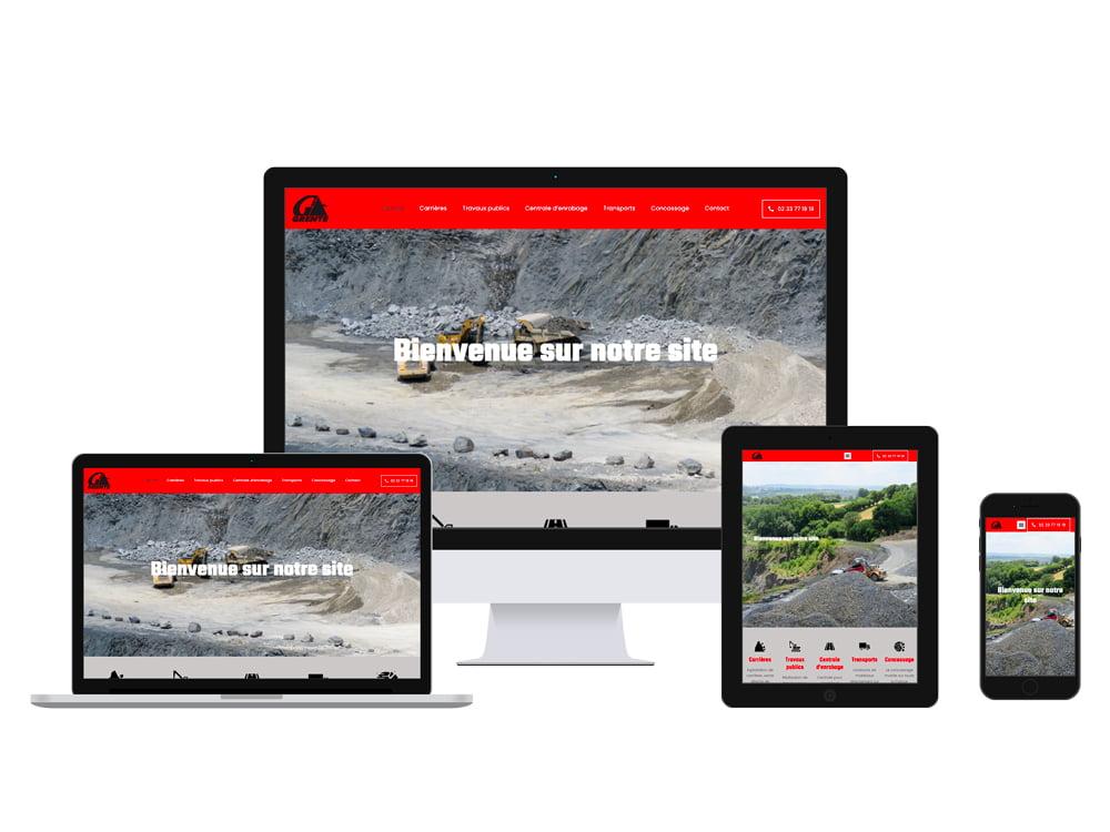 Site internet GRENTE
