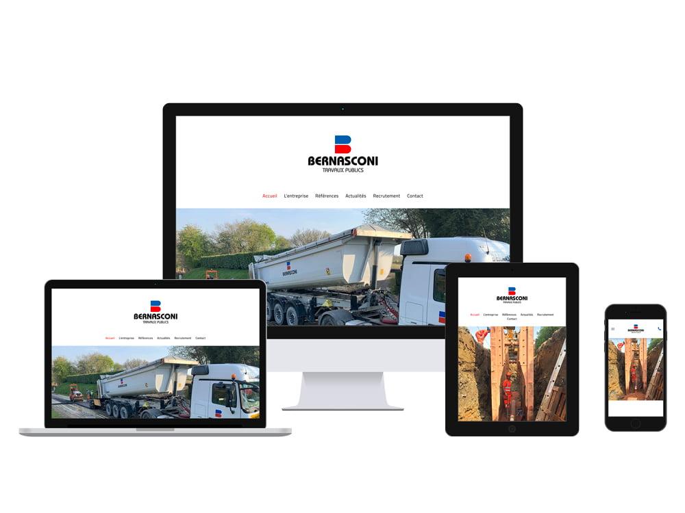 Site internet Bernasconi
