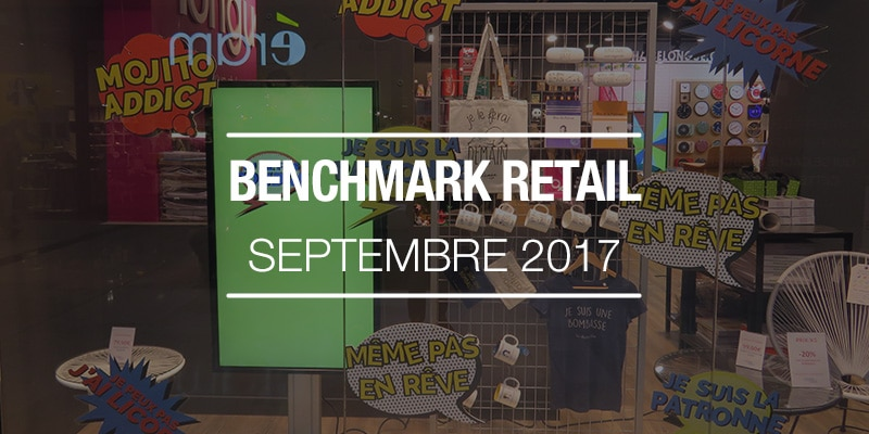 Benchmark Retail Septembre 2017